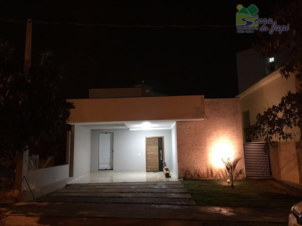 Quinta das Atirias , Eloy Chaves, Jundiaí - Casa Terrea a venda 3 suites  CA1194.