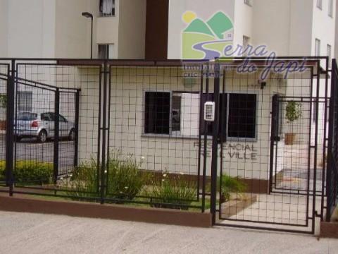 Apartamento residencial à venda, Jardim Guarani, Jundiaí.