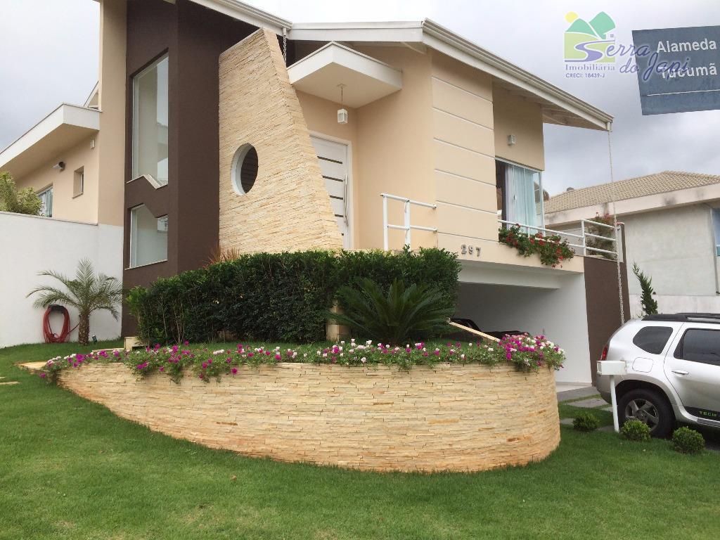 Casa residencial à venda, Ibi Aram I, Itupeva - CA1292.