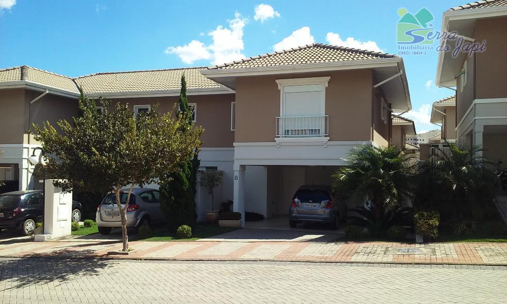 Casa residencial à venda, Nature I, Eloy Chaves, Jundiaí - CA1326.