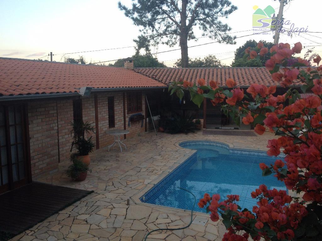 Chácara residencial para venda e locação, Água Doce, Jundiaí - CH0068.