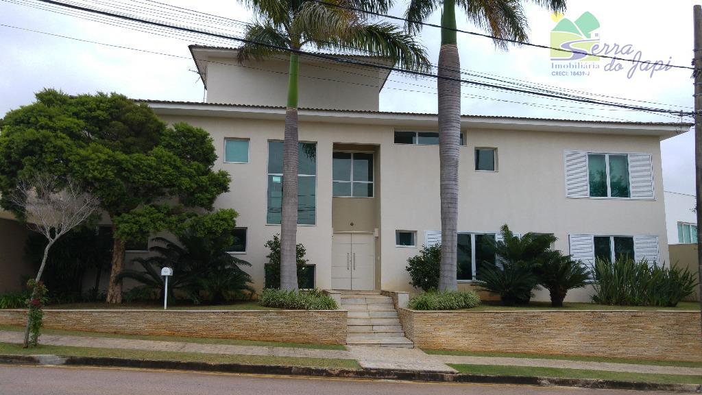 Casa residencial à venda, Portal do Paraíso II, Jundiaí - CA1331.
