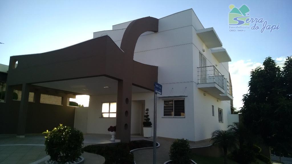 Casa residencial à venda, Engordadouro, Jundiaí - CA1336.