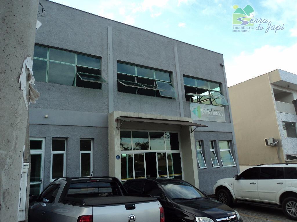 Prédio comercial para locação, Eloy Chaves, Jundiaí - PR0011.
