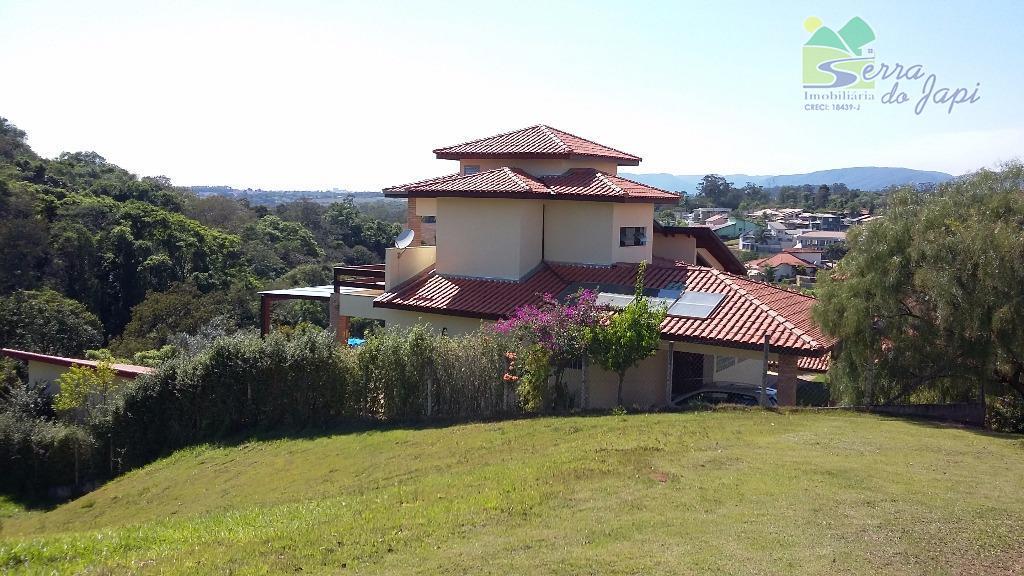 Chácara residencial à venda, Morro Alto, Itupeva - CH0077.