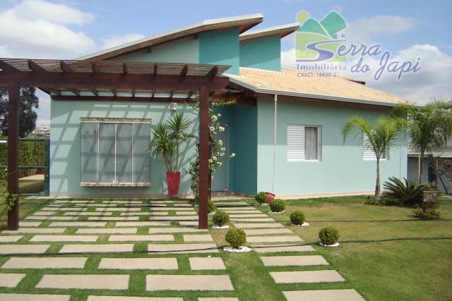 Casa residencial à venda, Morro Alto, Itupeva.