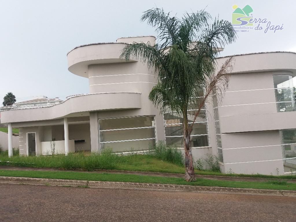 Casa residencial à venda, Reserva da Serra, Jundiaí.