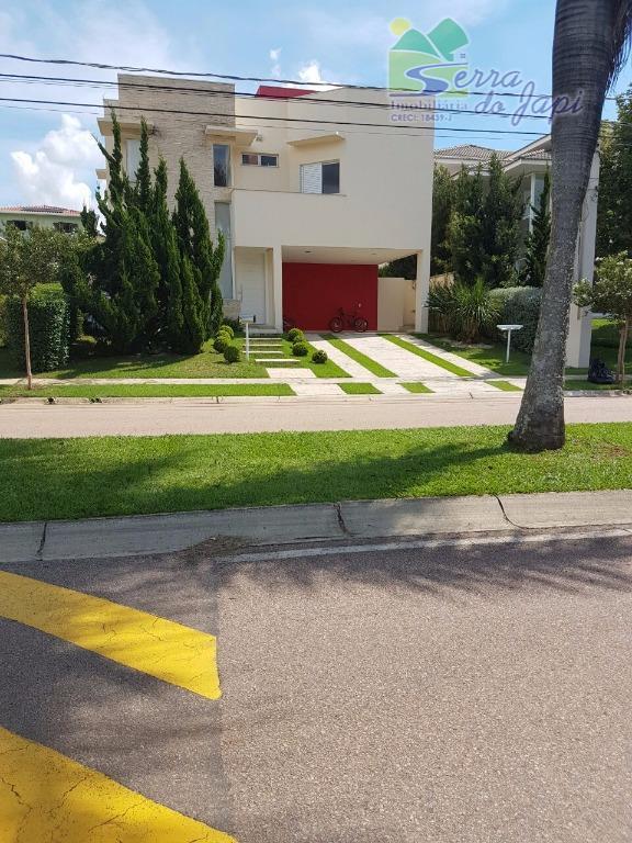 Casa residencial à venda, Loteamento Reserva da Serra, Jundiaí.