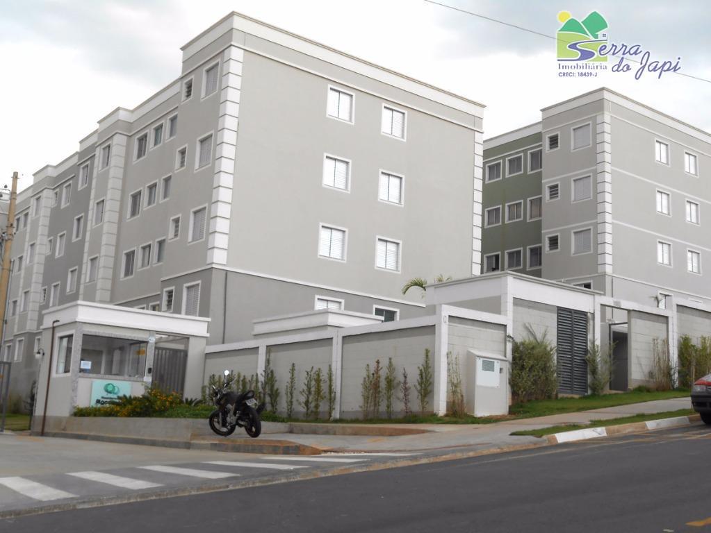 Apartamento residencial à venda, Recanto Quarto Centenário, Jundiaí.