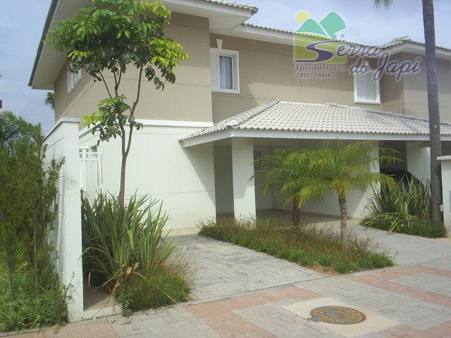 Casa residencial à venda, Nature Village I, Jundiaí - CA1478.