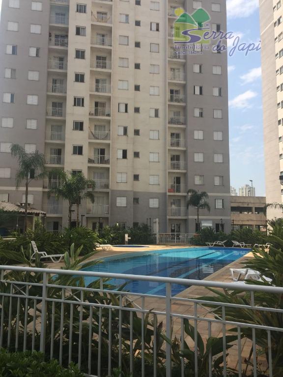 Apartamento residencial à venda, Jardim das Samambaias, Jundiaí - AP2904.