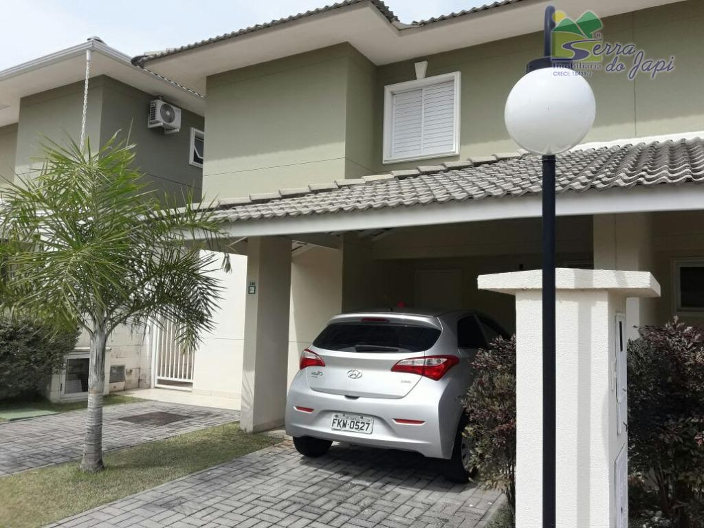 Casa residencial à venda, Nature Village II, Jundiaí - CA1598.