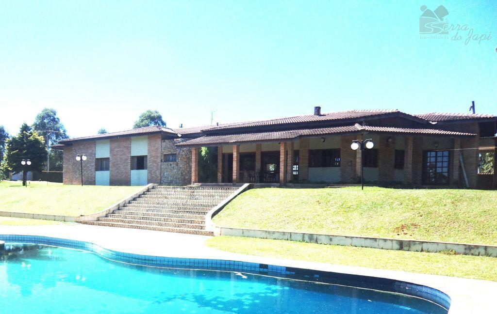 Chácara residencial à venda, Parque da Fazenda II, Jundiaí.
