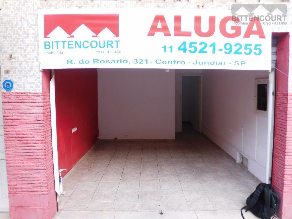 Sal?o comercial para alugar no bairro Vila Helena em Jundia SP