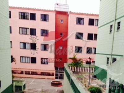 Apartamento de 3 dormitórios à venda em Cidade Antônio Estevão De Carvalho, São Paulo - SP