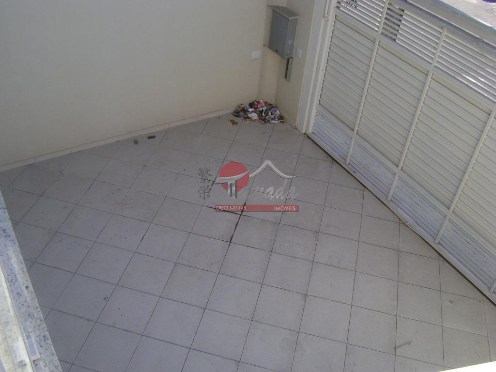 Sobrado de 2 dormitórios em Parque Do Carmo, São Paulo - SP
