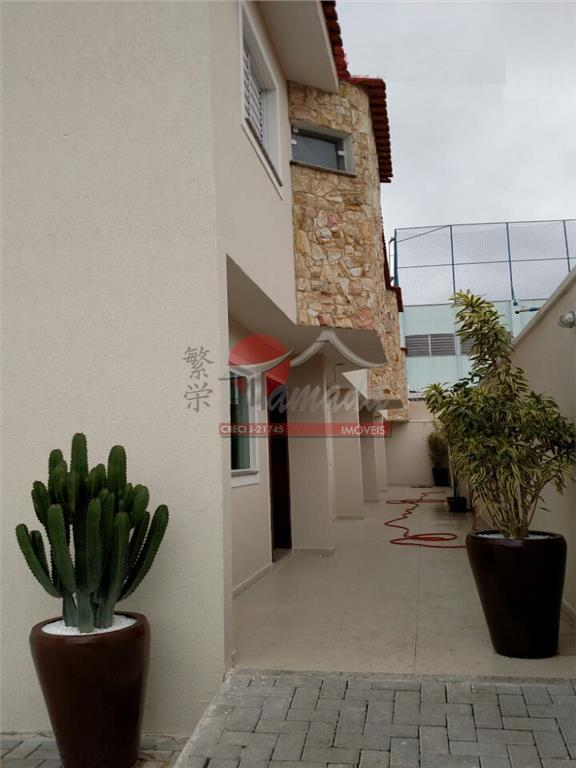 Sobrado de 2 dormitórios à venda em Chácara Califórnia, São Paulo - SP