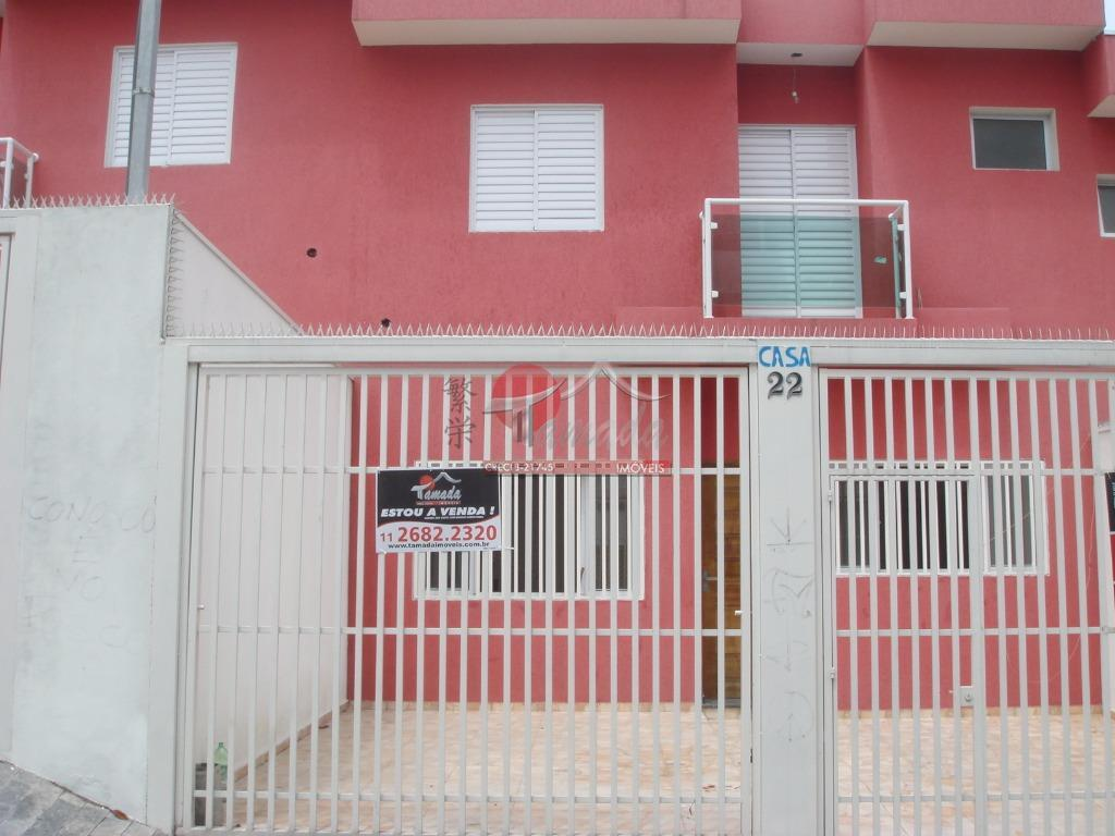 Sobrado de 2 dormitórios à venda em Parque Guarani, São Paulo - SP