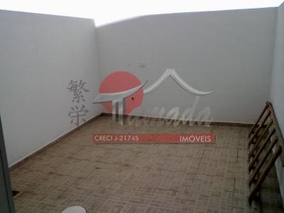 Sobrado de 2 dormitórios em Jardim Silva Teles, São Paulo - SP