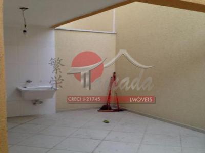 Sobrado de 3 dormitórios à venda em Chácara Belenzinho, São Paulo - SP