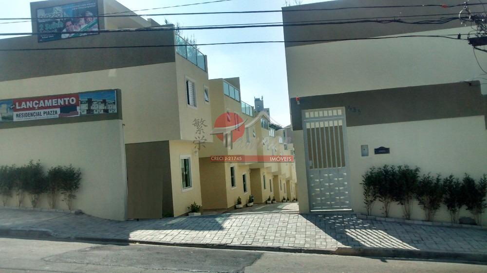 Sobrado residencial à venda, Penha de França, São Paulo - SO0150.