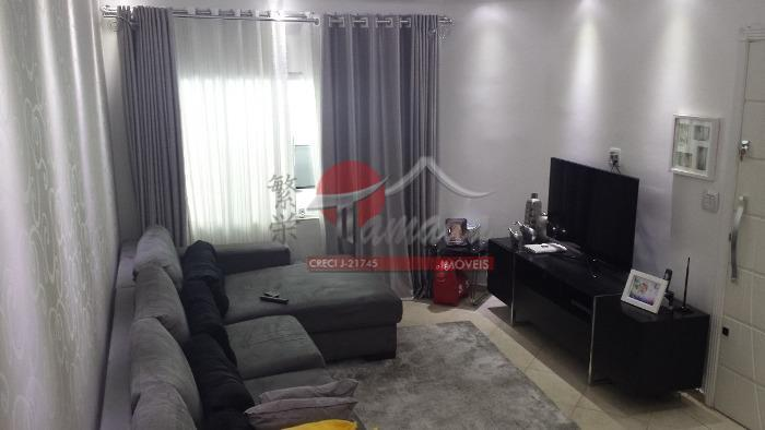 Sobrado de 3 dormitórios à venda em Vila Olinda, São Paulo - SP