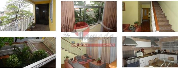 Sobrado de 4 dormitórios à venda em Jardim Brasília (Zona Leste), São Paulo - SP