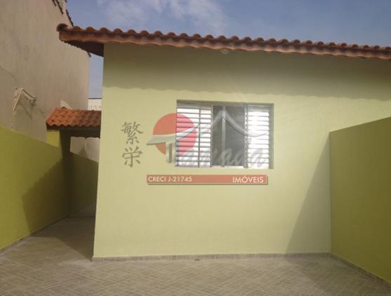 Casa de 2 dormitórios em Cidade Nitro Operária, São Paulo - SP