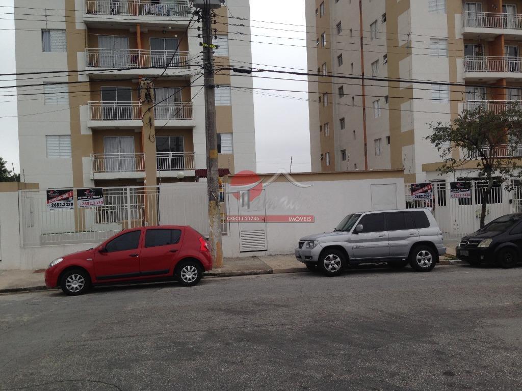 Apartamento com 2 dormitórios para alugar, 60 m² por R$ 1.200/mês - Jardim Três Marias - São Paulo/SP