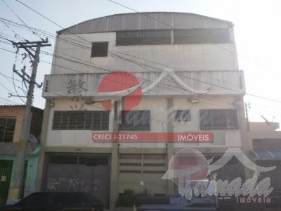Galpão à venda em Jardim Santa Maria, São Paulo - SP