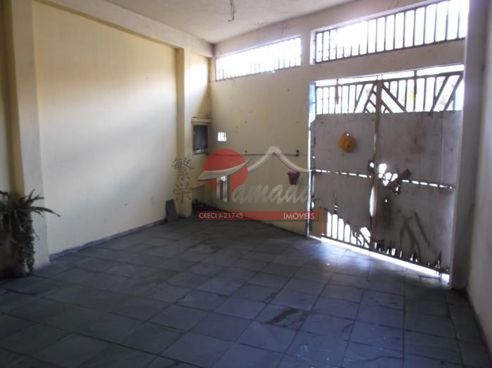 Sobrado residencial à venda, Parque Boturussu, São Paulo - SO0398.