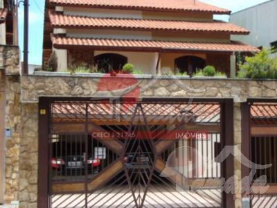 Sobrado com 3 dormitórios à venda, 130 m² por R$ 585.000 - Jardim Popular - São Paulo/SP