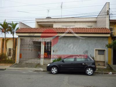 Sobrado de 4 dormitórios à venda em Vila Norma, São Paulo - SP