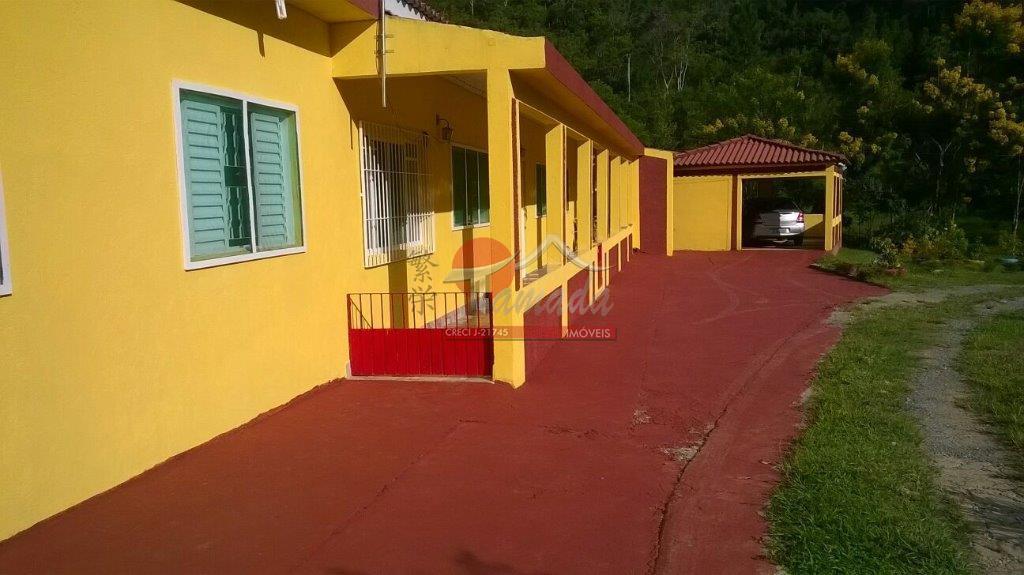 Chácara de 10 dormitórios à venda em Centro, Juquitiba - SP