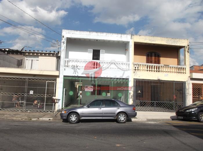 Sobrado residencial à venda, Vila São Francisco (Zona Leste), São Paulo - SO0509.