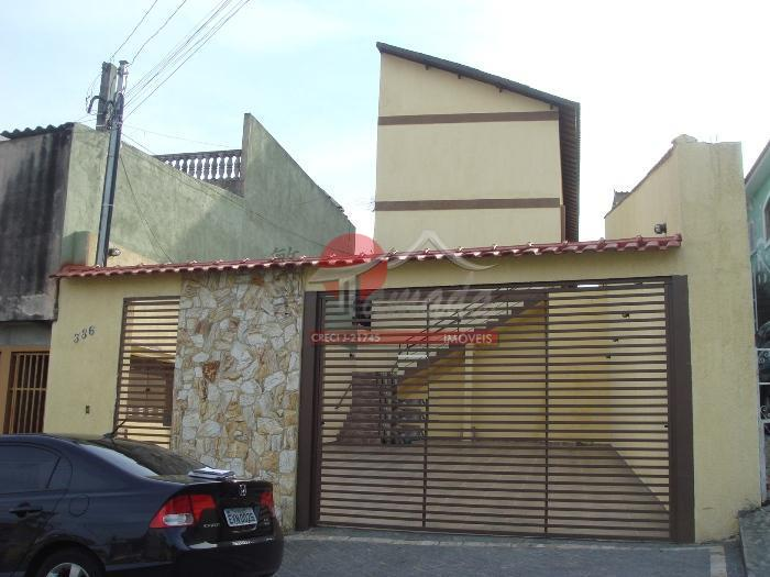 Sobrado de 2 dormitórios à venda em Vila Euthalia, São Paulo - SP