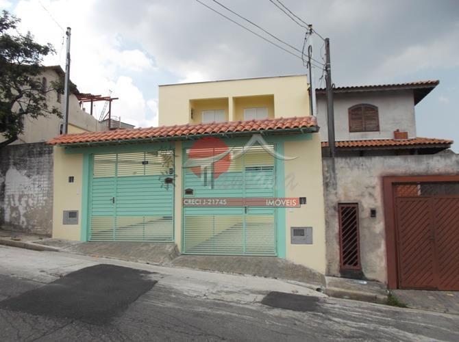 Sobrado de 3 dormitórios em Parque Das Paineiras, São Paulo - SP