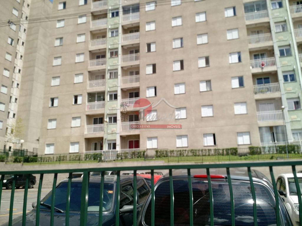 Apartamento de 2 dormitórios em Jardim São Miguel, Ferraz De Vasconcelos - SP