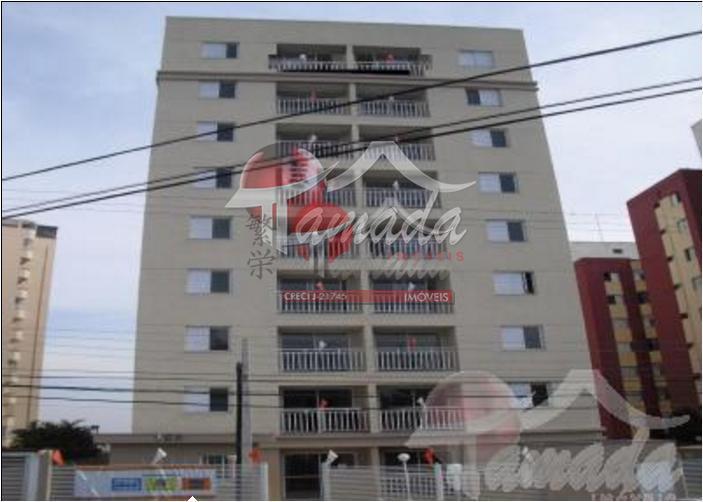 Apartamento residencial à venda, Vila Curuçá, São Paulo - AP0345.