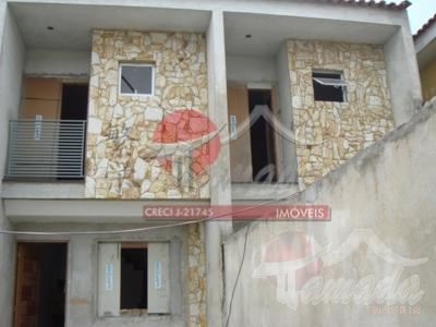 Sobrado de 2 dormitórios à venda em Vila União (Zona Leste), São Paulo - SP