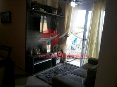 Apartamento de 2 dormitórios em Jardim Nove De Julho, São Paulo - SP