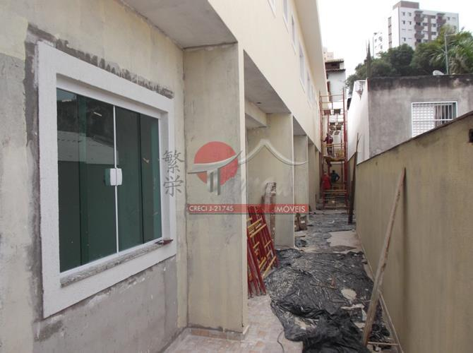Sobrado de 2 dormitórios em Vila Mesquita, São Paulo - SP