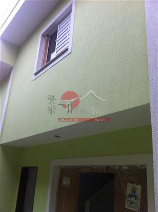 Sobrado de 2 dormitórios à venda em Ermelino Matarazzo, São Paulo - SP