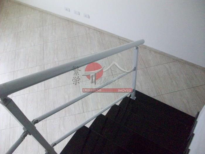 Sobrado de 2 dormitórios em Vila Costa Melo, São Paulo - SP