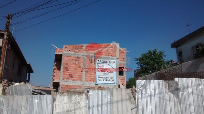 Sobrado de 2 dormitórios em Vila Euthalia, São Paulo - SP