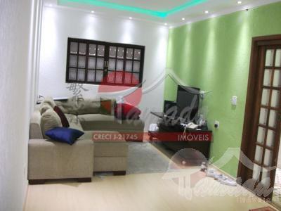 Sobrado de 4 dormitórios à venda em Jardim Cotinha, São Paulo - SP
