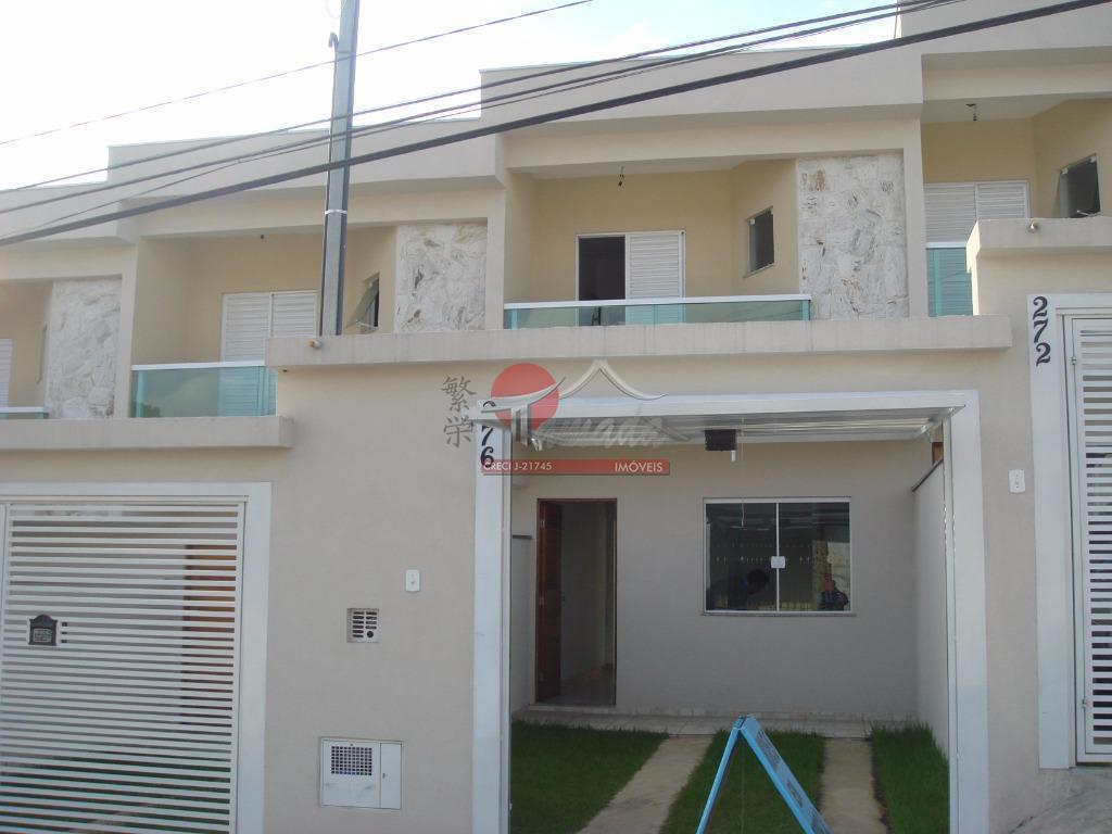 Sobrado de 2 dormitórios em Vila Carolina, São Paulo - SP