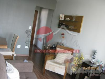 Apartamento residencial à venda, Tatuapé, São Paulo - AP0484.