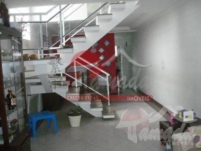 Sobrado residencial à venda, Jardim Popular, São Paulo - SO1212.