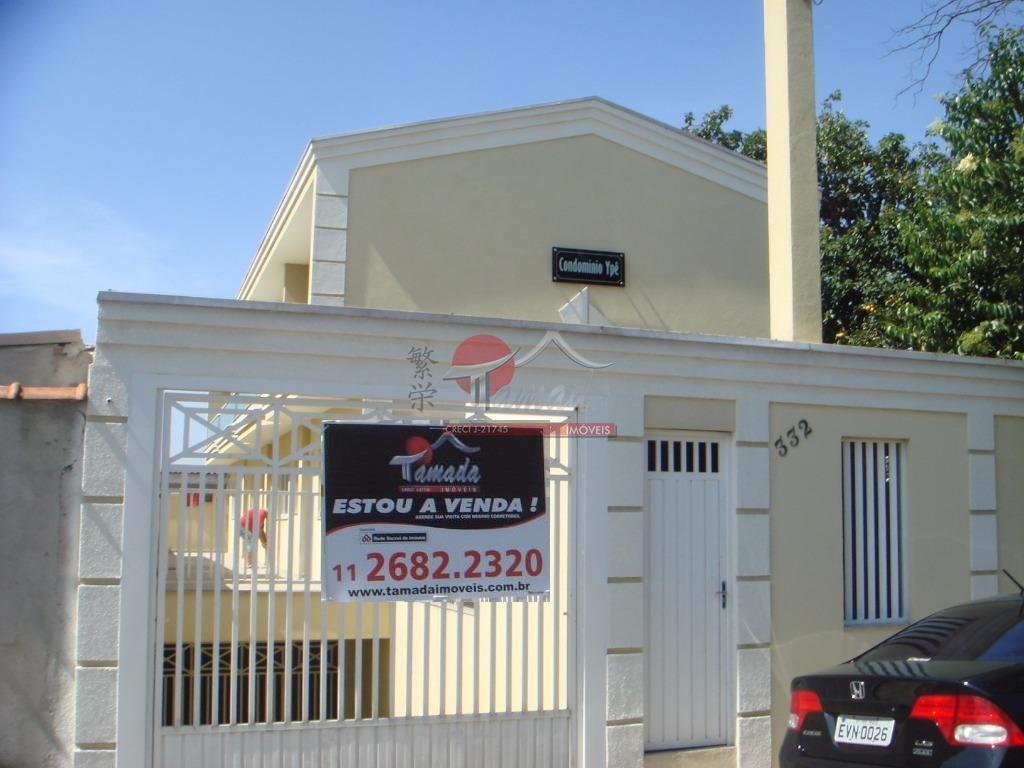 Sobrado residencial à venda, Vila Giordano, São Paulo - SO1218.